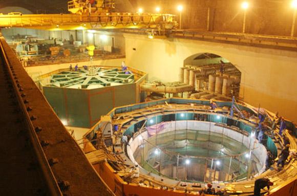 Ecuador Hydropower Station