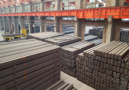 Steel Trackg