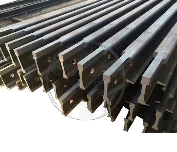 Rail Machining