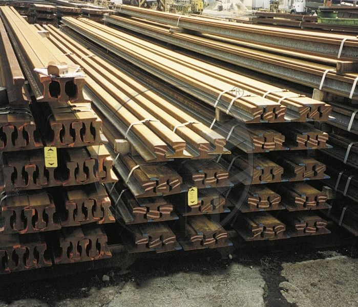 AREMA International Standard Rail Manufacturer, UIC 54 Steel Rail