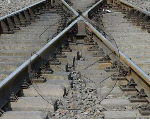 Which Material Used In Railway Track?