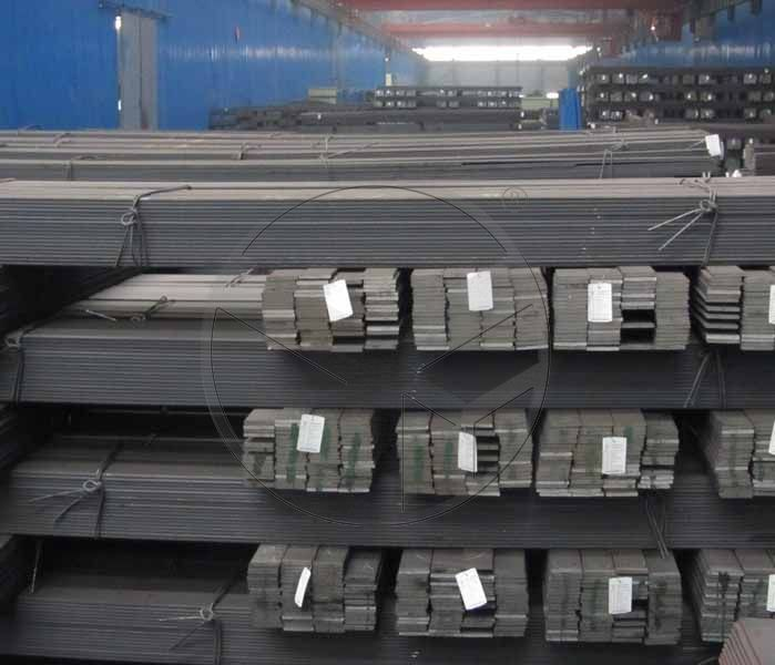 SUP10 Leaf Spring Steel Flat Bars