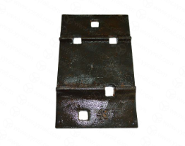 Functions Of Rail Tie Plates