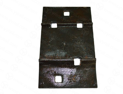 Tie Plate For Rails