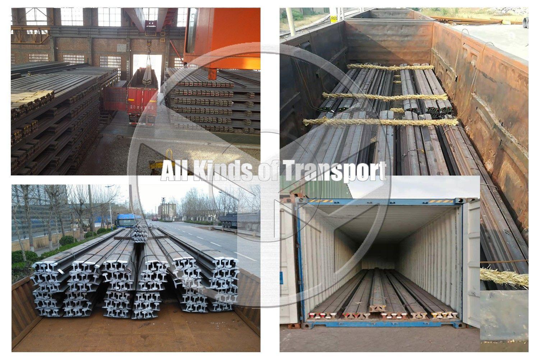 50Kg Heavy Steel Rail