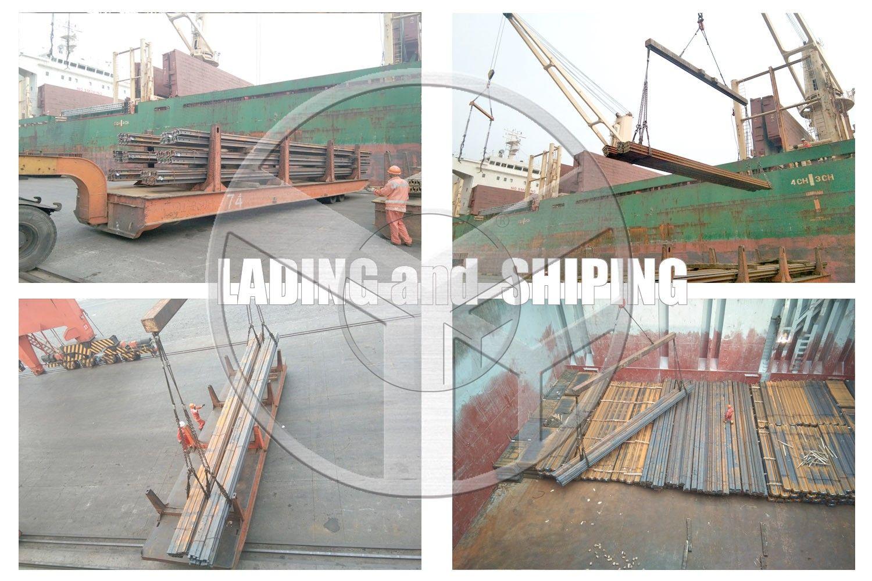 60Kg Heavy Steel Rail